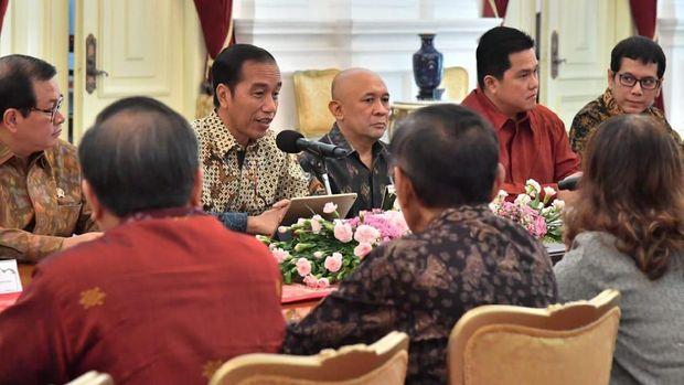 Sabar Pak Presiden, Ketika Jokowi Marah Lagi di Depan Menteri