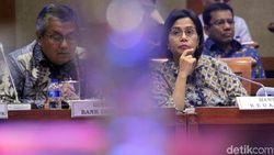 Sri Mulyani Rapat dengan DPR Bahas Anggaran 2020