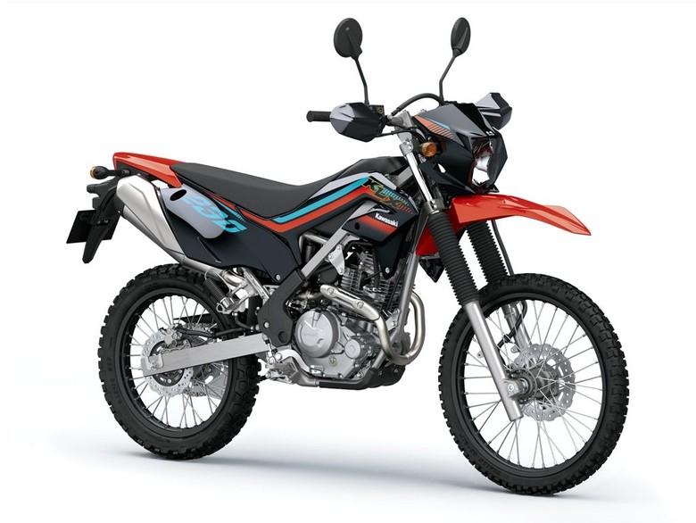 Kawasaki KLX230. Foto: Dok. Kawasaki