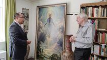 5 Fakta Lukisan Bunda Maria Jawa Karya Basoeki Abdullah