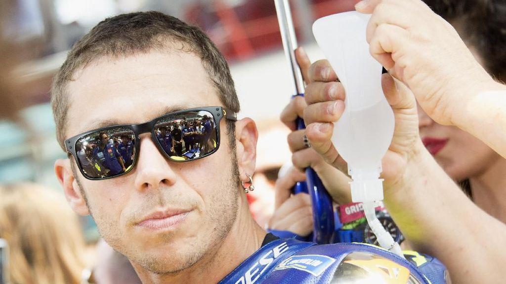 Valentino Rossi Lebih Nyetel dengan Yamaha daripada Ducati