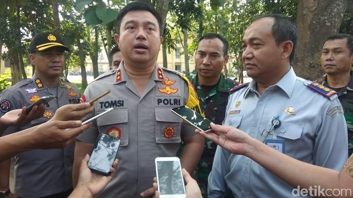 Foto: Kapolda Banten Irjen Tomsi Tohir (Bahtiar-detikcom)