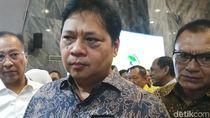 Golkar Bahas Jatah Kursi Menteri Usai Putusan MK