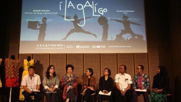 Setelah 19 Tahun, 'I La Galigo' Menyapa Publik Jakarta Lagi
