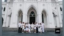 Ajak 100 Orang ke Singapura untuk Pesta, Jordi Onsu Habiskan Rp 100 Juta?
