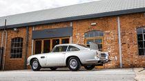 Lelang Mobil James Bond Tembus Rp 91 Miliar!