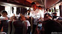 Wagub Jateng Lepas 4.130 Pemudik Balik ke Jakarta dari Boyolali