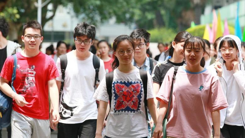 Berapa Besar Kontribusi Mahasiswa China di Universitas Amerika?