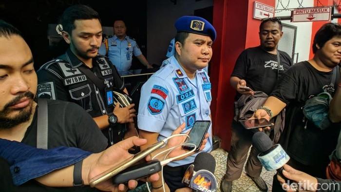 Kepala Rutan Klas I Cipinang Oga Darmawan  Foto: Jefrie/detikcom