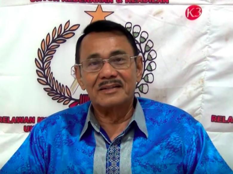 Brigjen TNI (Purn) Adityawarman Thaha Meninggal Dunia