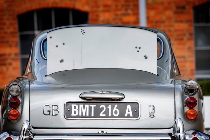 Ini Lho Mobil James Bond yang Dibanderol Hingga Rp 80 M
