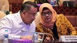 Mendes PDTT Bahas Anggaran Bareng Komisi V DPR