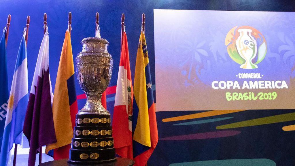 Copa America 2019 Dimulai!