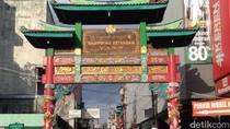 Potret Pecinan Yogyakarta yang Viral Dikira Shanghai