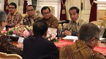 Demi Tendangan Perekonomian, Jokowi Minta Saran Pengusaha