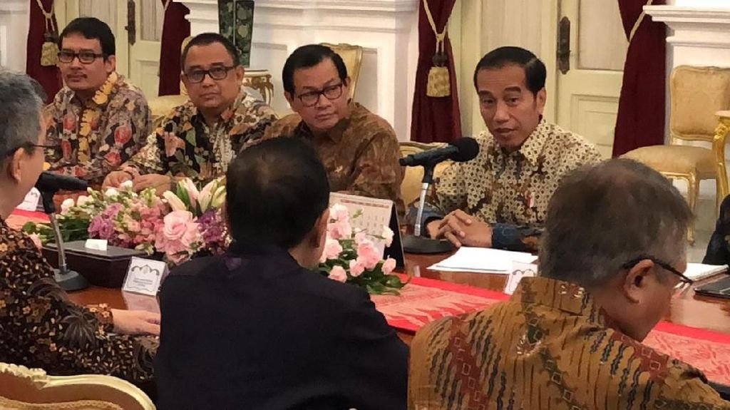 Pengusaha Kelas Kakap Minta Jokowi Turunkan Pajak