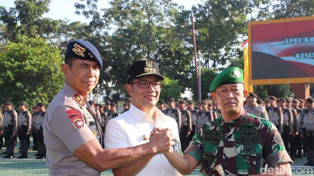Ridwan Kamil Minta Warga Jabar Tunggu di Rumah tak Usah ke MK