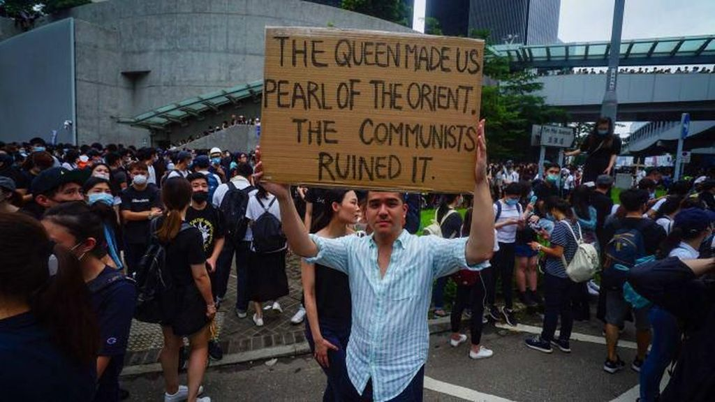 Hong Kong Tunda RUU Ekstradisi, Demonstran Bakal Tetap Beraksi