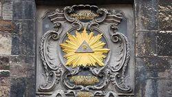 Pegiat Isu Yahudi Jawab Soal Simbol Illuminati Dikaitkan dengan Yahudi