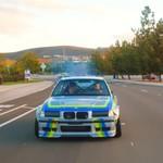 Pinjam Mesin Tesla, BMW M3 Ini Bertenaga Listrik