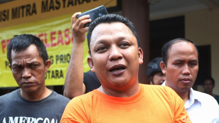 Januar Darman (36) (Foto: Agung Pambudhy/detikcom)