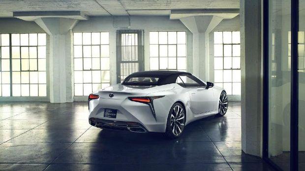 Lexus LC Covertible