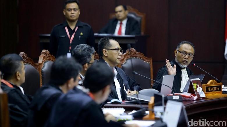 Sidang Perdana Sengketa Pilpres Digelar di MK