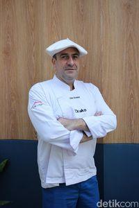 Hidangan Autentik Basque Buatan Chef Spanyol Ada di Resto Ini
