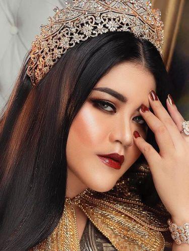 Rambut Kahiyang Ayu Bak Iklan Shampo, Hairstylist: Karena Masih 'Virgin'