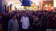 Ajak Keluarga, Jokowi Jalan-jalan ke Trans Studio Mall Bali
