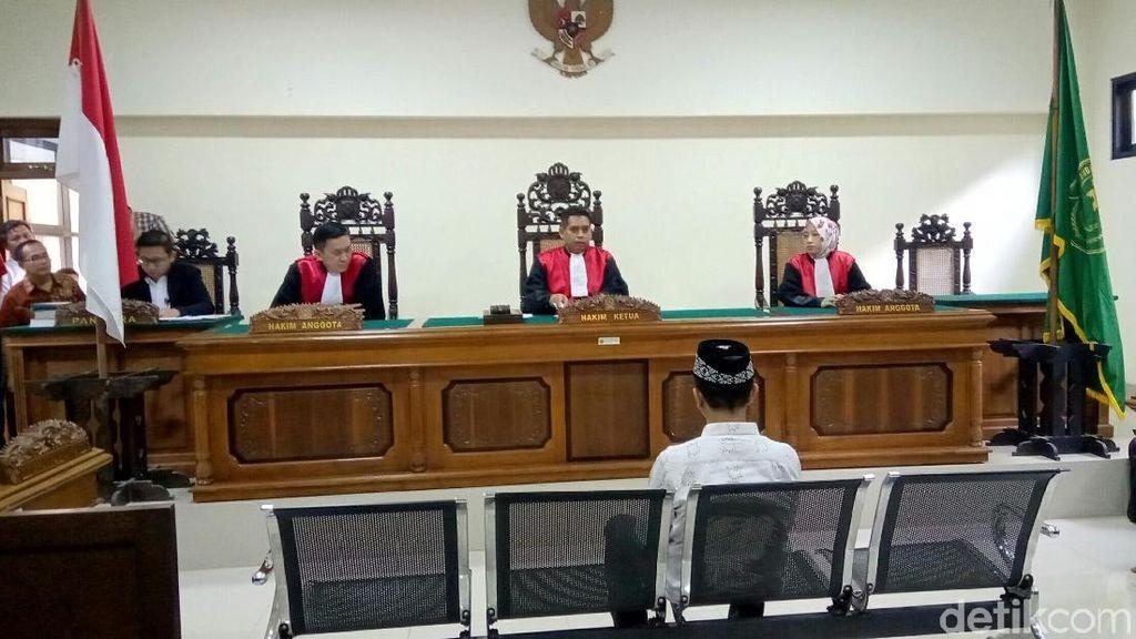 Terbukti Bagi-bagi Duit, Caleg PKS di Purworejo Divonis 2 Bulan