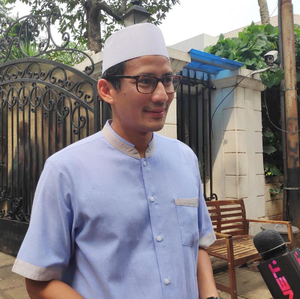 Tak Akan Hadiri Sidang, Prabowo-Sandi Siap Terima Apapun Putusan MK