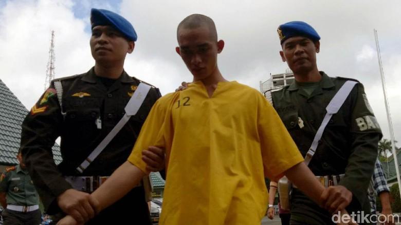 Polda Sumsel Serahkan Berkas Penyidikan Prada Deri ke Pomdam Sriwijaya