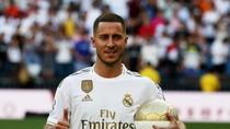 Ricardo Carvalho: Eden Hazard Akan Cemerlang di Madrid