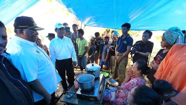 Himpun Dana Rp 12 M, Mentan Akan Bangun Kembali Pertanian di Sultra