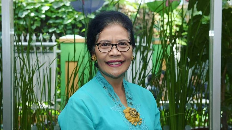 Deputi Bidang Pengembangan Industri dan Kelembagaan Kementerian Pariwisata Ni Wayan Giri Adnyani (Foto: Kemenpar)