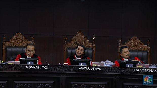 Sidang Sengketa Pilpres di MK, Prabowo Keukeuh Jadi Presiden!