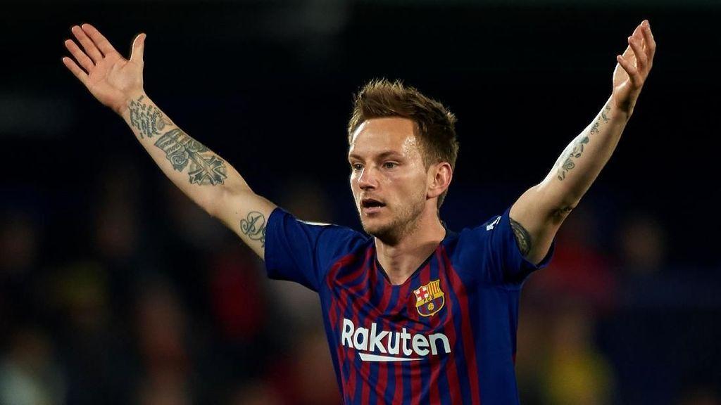 Valverde Beri Lampu Hijau untuk Barcelona Jual Rakitic