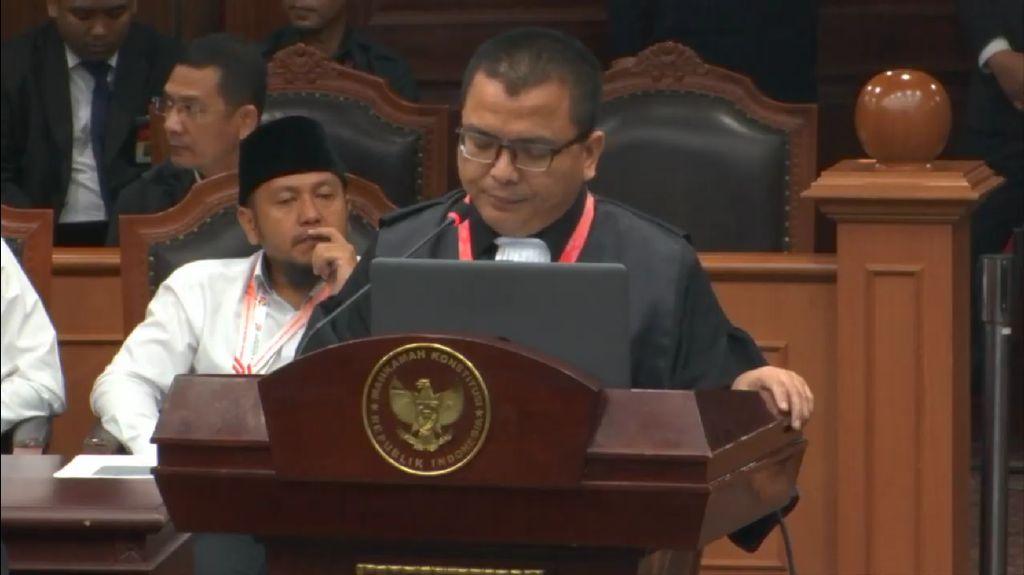 Yakinnya Tim Prabowo pada Link Berita Jadi Alat Pembuktian