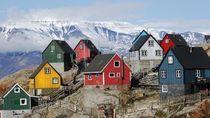 Warga Desa Ini Punya Kode Rahasia Lewat Warna Rumah