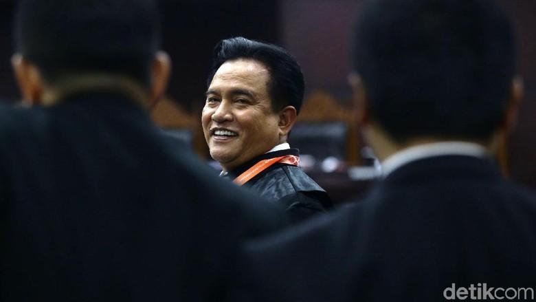 Tim Hukum Jokowi akan Fokus Jawab Gugatan Pertama Prabowo