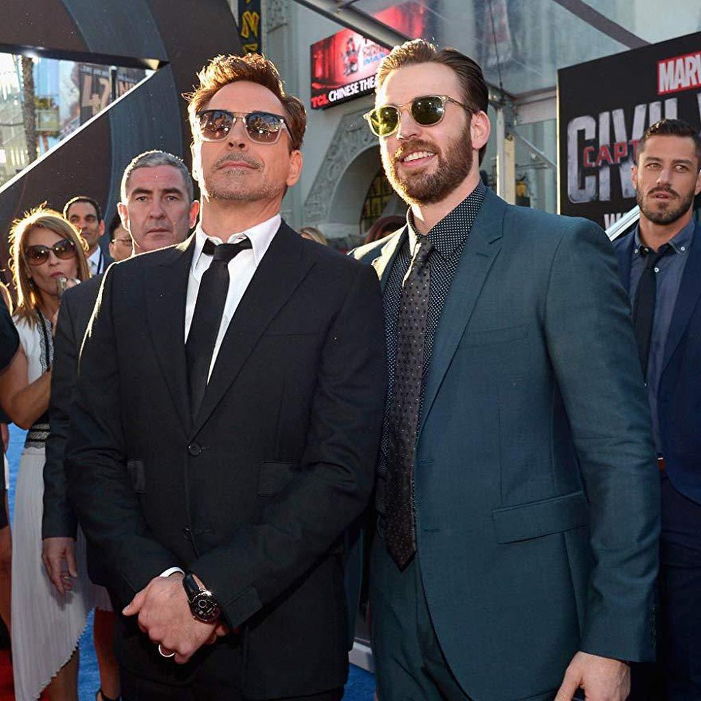Captain America Ulang Tahun, Tony Stark Utang Ciuman Selamat