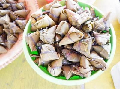 Duan Wu Jie, Festival Makan Bakcang di Kalimantan Barat