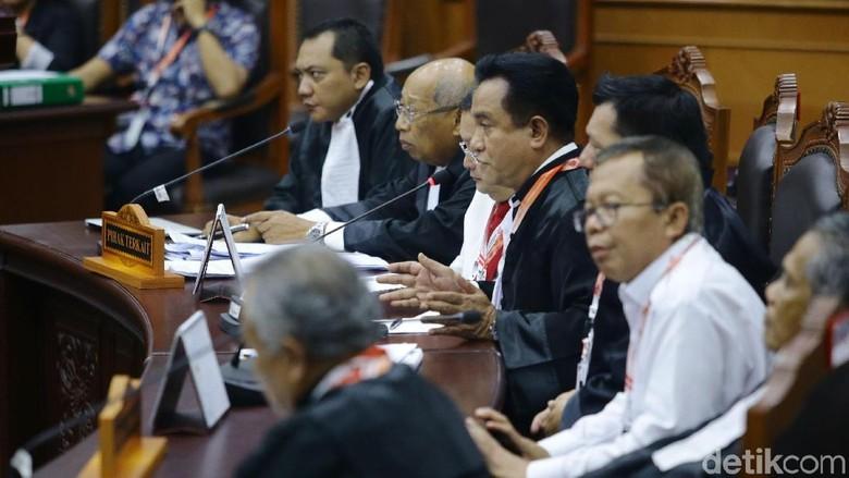 Yakin bin Yakin Kubu Jokowi Patahkan Gugatan Prabowo-Sandi