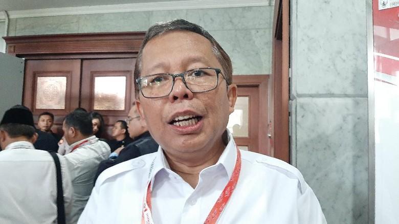 PPP Harap Reshuffle Jokowi Jadi Cermin Kabinet Periode Kedua