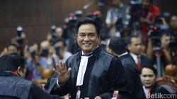 Yusril soal Tudingan Kecurangan TSM: Pengadilan Bicara Bukti Bukan Asumsi
