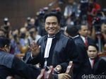 Jawab Gugatan di MK, Yusril: Permohonan Prabowo-Sandi Tak Jelas