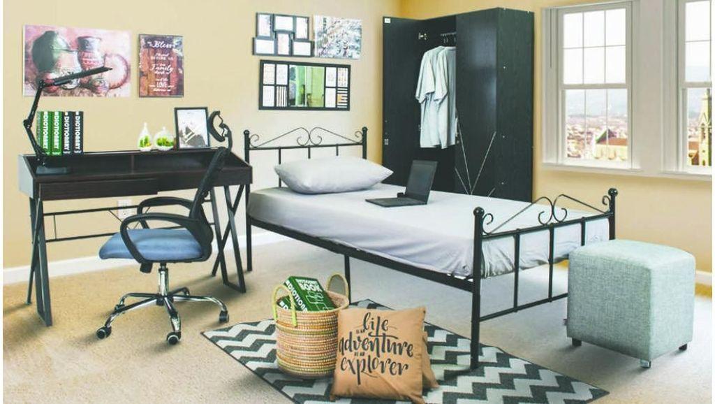 Yuk Intip Cara Desain Kamar Tidur Minimalis Modern!