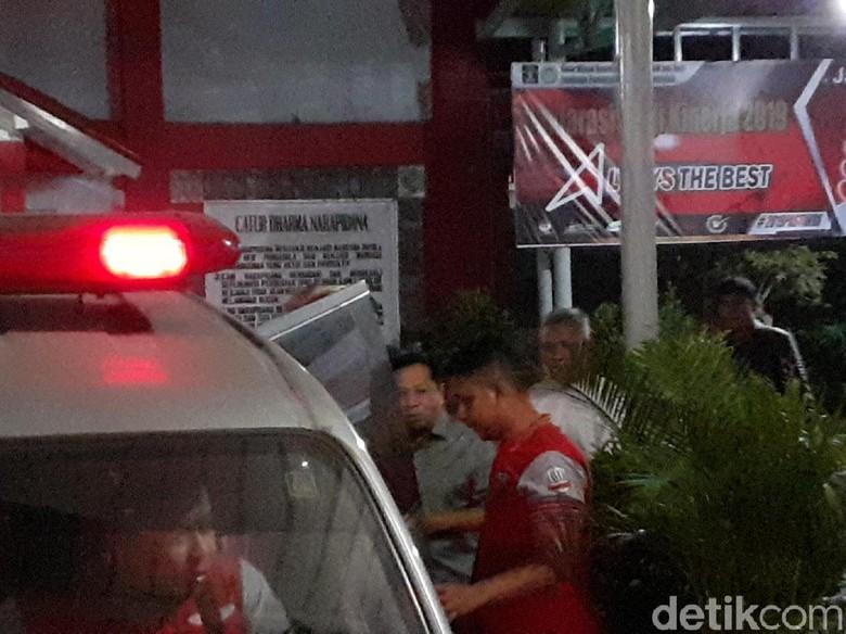 Kepergok Pelesiran, Novanto Dipindah dari Lapas Sukamiskin ke Gunung Sindur