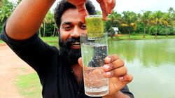 Diracik Dengan Jahe dan Garam, Ini Fuljar Soda Minuman Viral di India